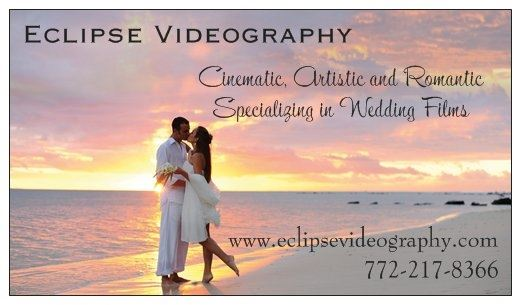 Eclipse Videography Cinematic Wedding Films