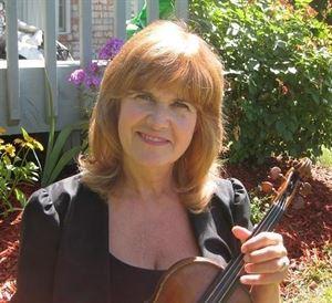 Violin By Vicki