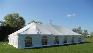 Big Top Tent Rentals & Party Equipment Rentals in Findlay OH for Weddings and Special Events