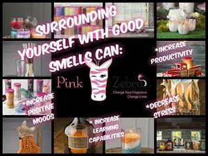 Pink zebra independent consultant, Lisa Thrift