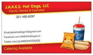 J.A.K.E.S. HOT DOGS LLC