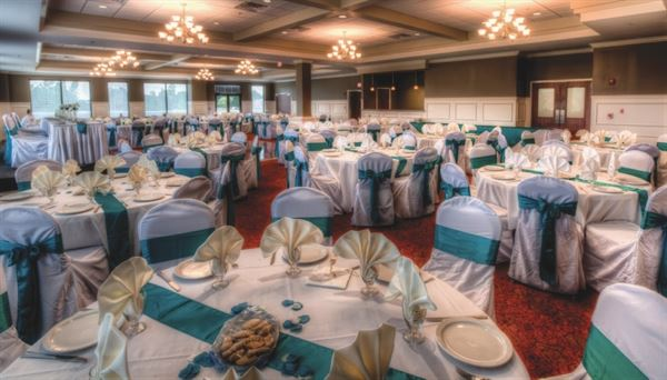 The Columbus Centre Banquets