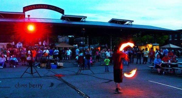 Lithium & Ingelwarp Performance Arts