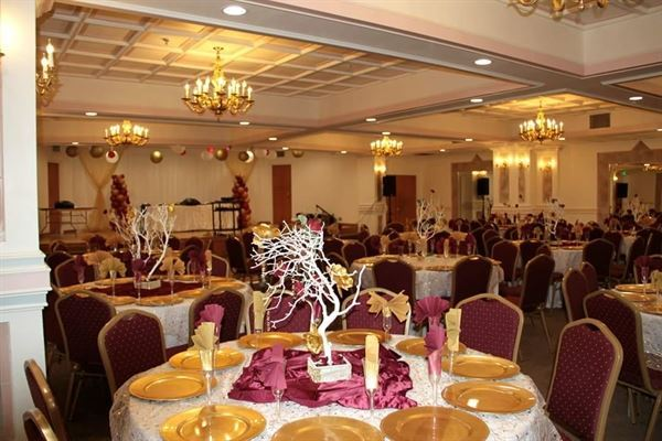 EMBASSY BANQUET HALL
