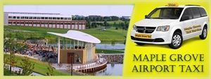 Maple Grove Airport Taxi & Car Service