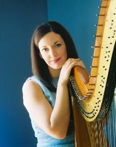 Devon Carpenter, Harpist