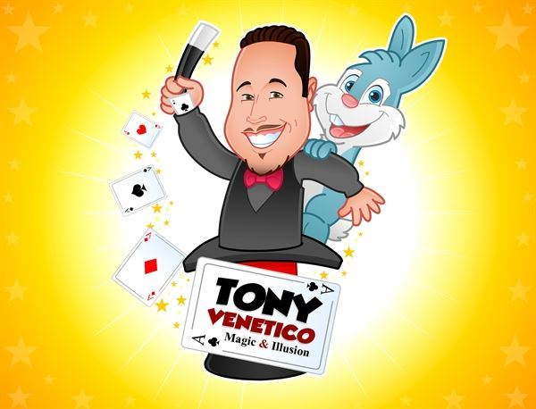 The Magic of Tony Venetico