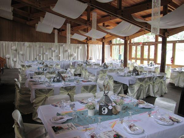 Camp Chief Hector Ymca Canmore Ab Wedding Venue