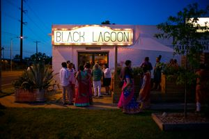 Black Lagoon: Art + Yoga