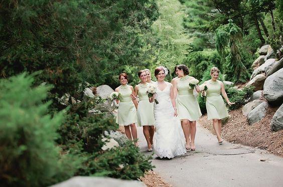 Dow Gardens - Midland, MI - Wedding Venue