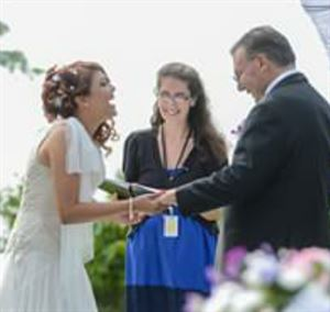 Tina Hall - Wedding Officiant