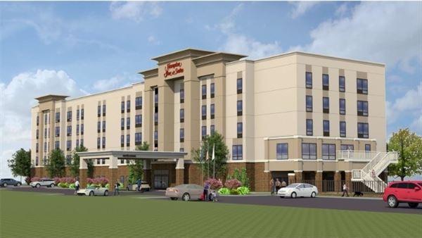 Hampton Inn Amp Suites By Hilton Augusta Washington Rd