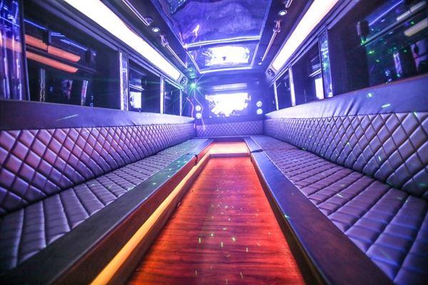 Atlanta Party Bus - Lol Party Bus