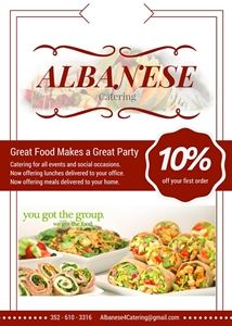 Albanese Catering
