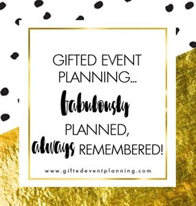 Gifted Event Planning
