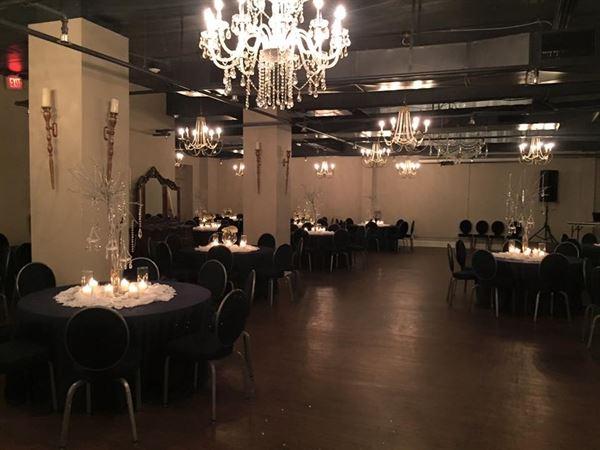 Ballroom at the Charleston