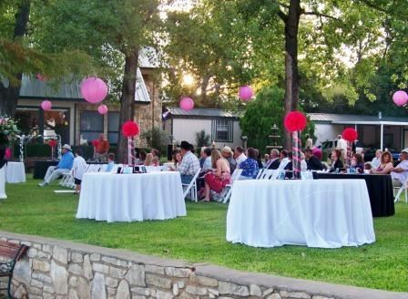 Rio Vista Resort Kingsland Tx Wedding Venue