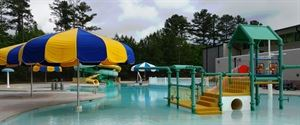 Collins Hill Park Aquatic Center