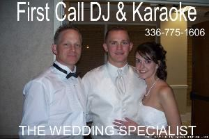 First Call DJ  ofWinston Salem