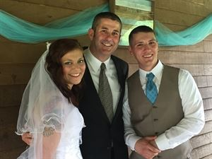 Our Wedding Pastor