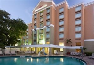 SpringHill Suites Marriott Ft. Lauderdale Airport and Cruise Port