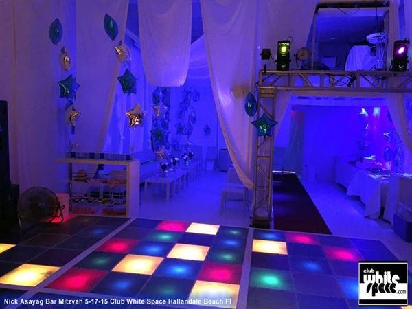 Club White Space