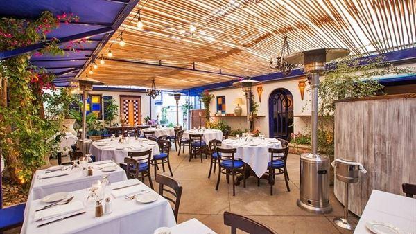 The Little Door Restaurant and Bar