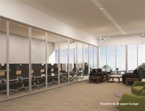 Third Floor Boardroom & Lounge