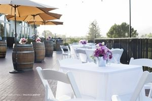Banquet Room Terrace