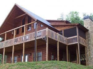 Blue Ridge Luxury Cabin - Bears Den