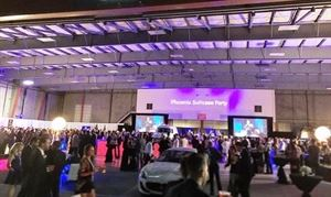 Corporate Hangar SDL (2)/ Venues of North Scottsdale
