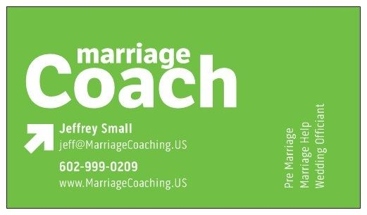 Marriage Coaching Us