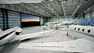 Corporate Hangar SW#1 / Venues of North Scottsdale