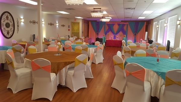 Spr Banquet Hall Plano Tx Wedding Venue