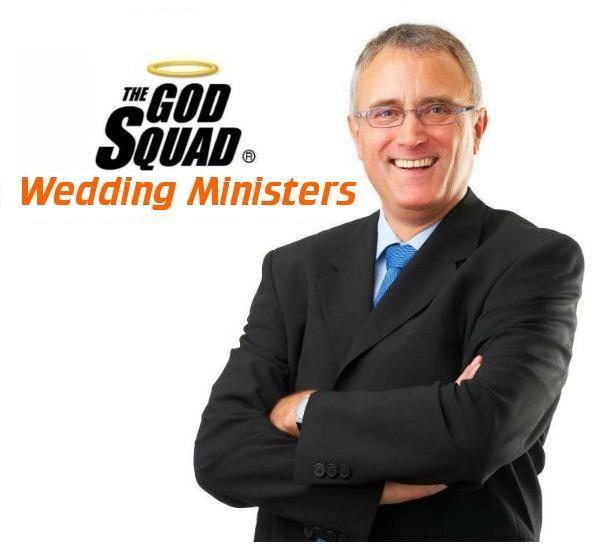 God Squad Wedding Ministers  WICHITA  WINFIELD