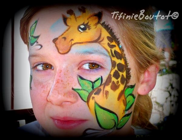 Eye Candy Face and Body Art