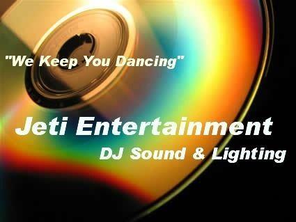 Jeti Entertainment DJ Sound & Lighting