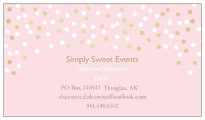 Simply Sweet Events