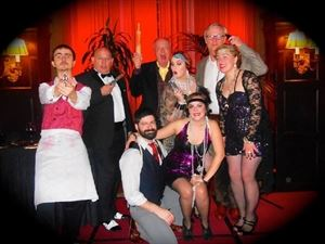 Eddie May Murder Mystery Dinner Theater