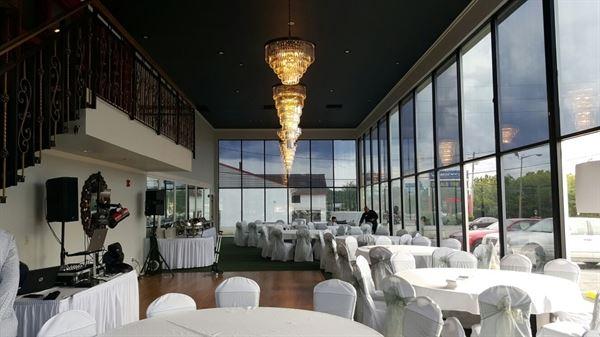 The Blue Event Center