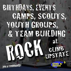 Climb Upstate