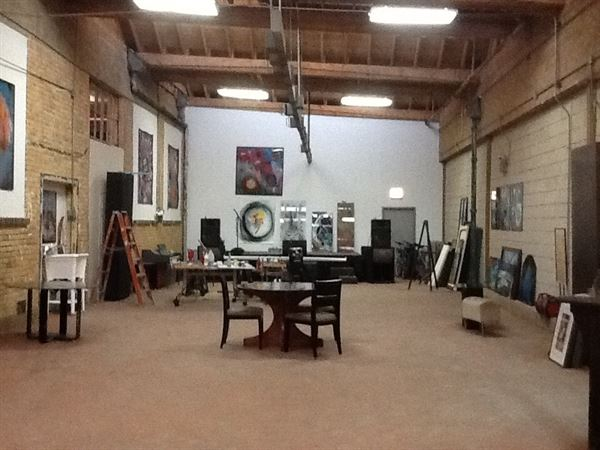 The Black Couch Studio and Gallery