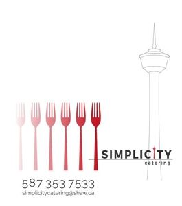 Simplicity Catering Inc.