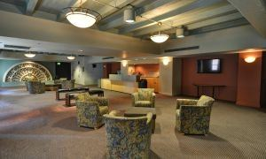 Upperstage Lobby