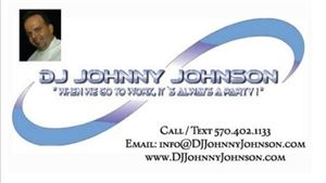 DJ JOHNNY JOHNSON - AWARD WINNING DJ