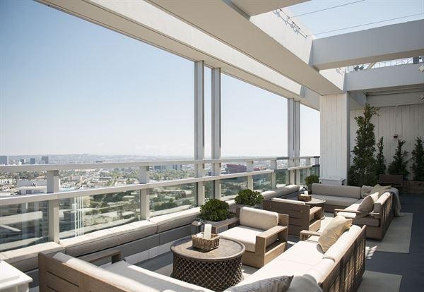 Hills Penthouse