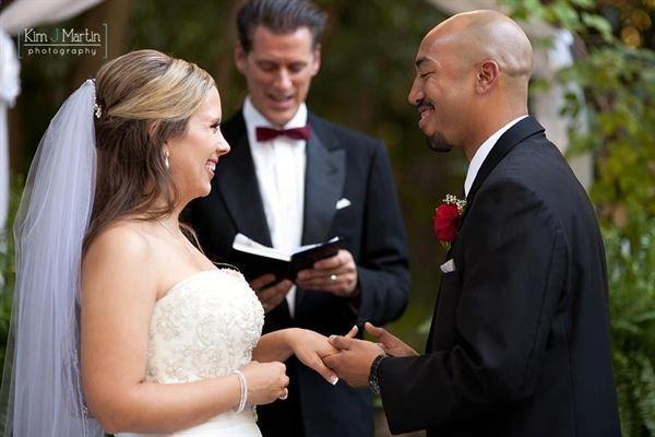 Custom Wedding Ceremonies by Rev. Scott Fritz