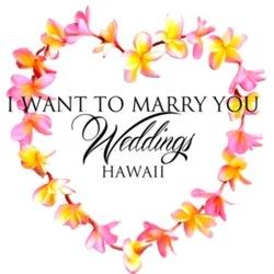 I Want To Marry You Weddings
