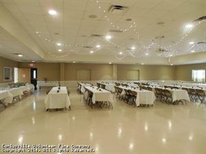 Earlysville Fire Department Banquet Hall