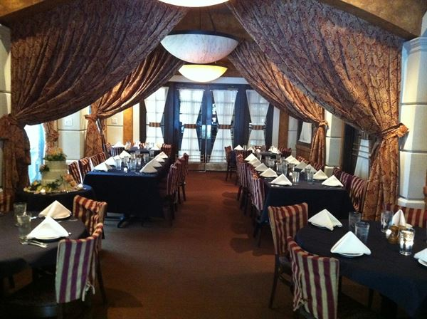 Brio tuscan grille southlake tx party venue for Rooms to go kids raleigh